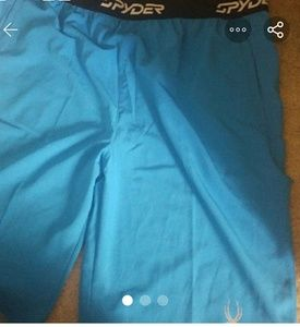 Men's spyder shorts xlg new with tags